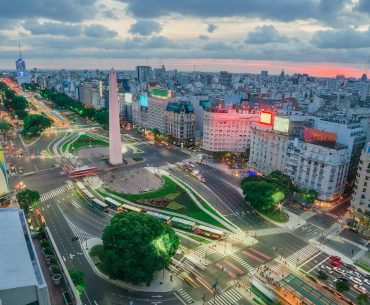 How many days in Buenos Aires