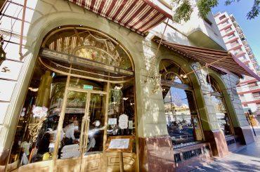 Cafe Las Violetas Buenos Aires